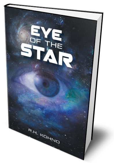 Eye of the Star by RH Kohno (2)